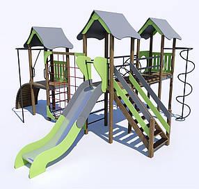 Дитячі ігрові комплекси від 7 до 12 років ІК-6.29