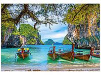 """Кастор пазлы 1500 """"Красивый залив в Тайланде"""" 68*47 /14/ (С-151936)"""