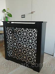 Декоративная решетка экран (короб) на батарею отопления R39-KД