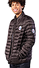 Куртка Ultra Game NBA Mens Lightweight Packable Puffer Down Jacket - Black, фото 3