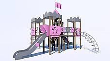 Детский игровой комплекс от 7 до 12 лет IК-6.50, фото 3