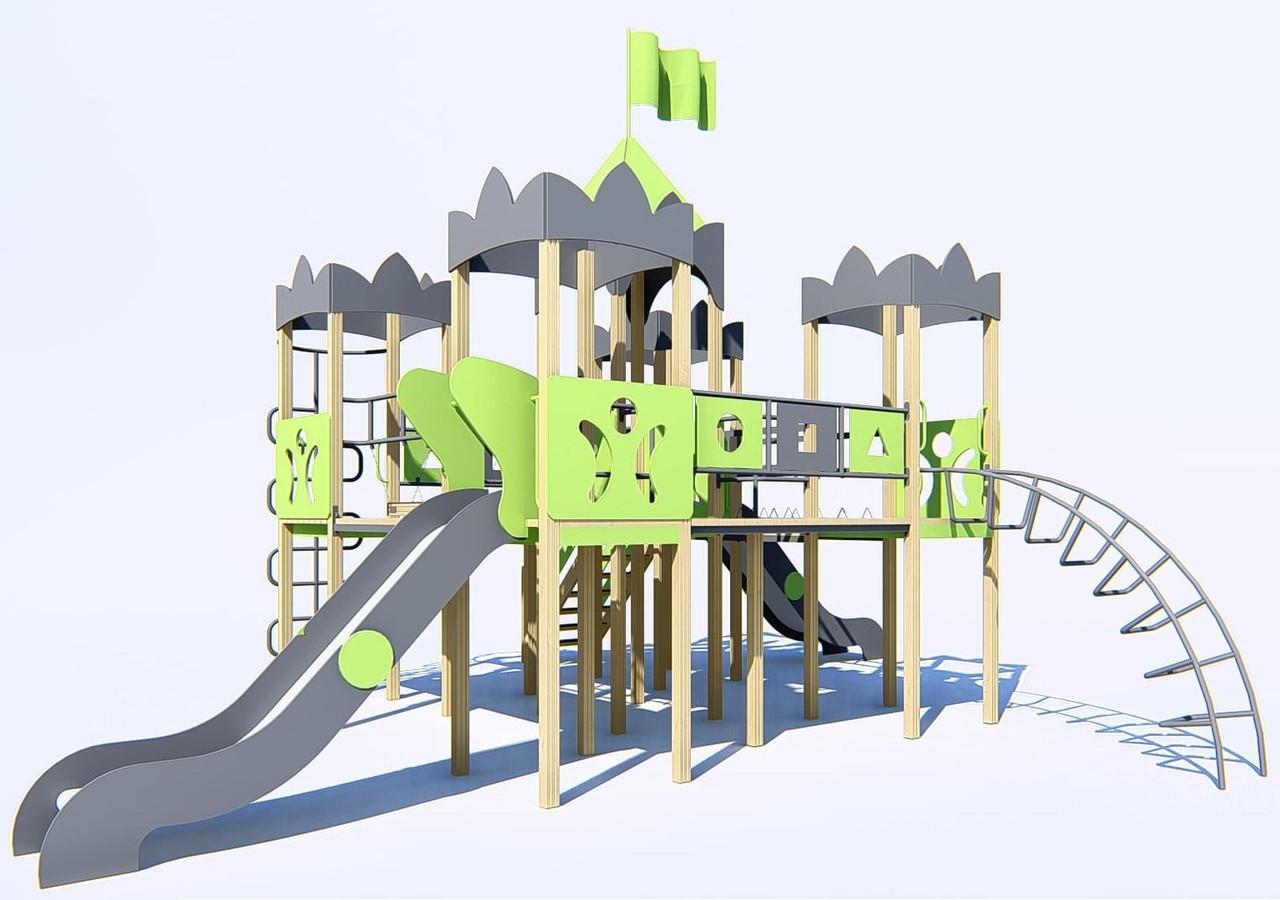 Детский игровой комплекс от 7 до 12 лет IК-6.50