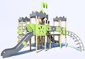 Дитячий ігровий комплекс від 7 до 12 років ІК-6.50