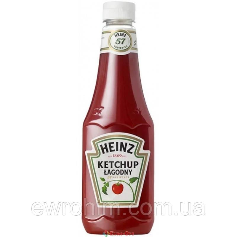 Кетчуп Heinz Ketchup Lagodny 1000g