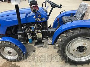 Трактор Т244FНТ (24 л.с. ГУР, блокировка, 4+1)