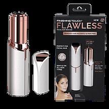 Эпилятор для удаления волос на лице Flawless Facial Hair Remover - женский триммер депилятор в форме помады, фото 2