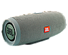 Портативная колонка JBL CHARGE 3+ - беспроводная водонепроницаемая Bluetooth колонка Серая (Реплика), фото 6
