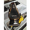 Машинка для стрижки животных GM-6063 - Профессиональная беспроводная машинка для груминга + 4 насадки, фото 6