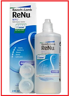Раствор для линз Renu MPS 360ml для чувствительных глаз (Реню МПС) Bausch & Lomb