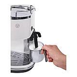 Рожковая кофеварка эспрессо Delonghi Icona ECO 311.W, фото 2