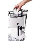 Рожковая кофеварка эспрессо Delonghi Icona ECO 311.W, фото 3