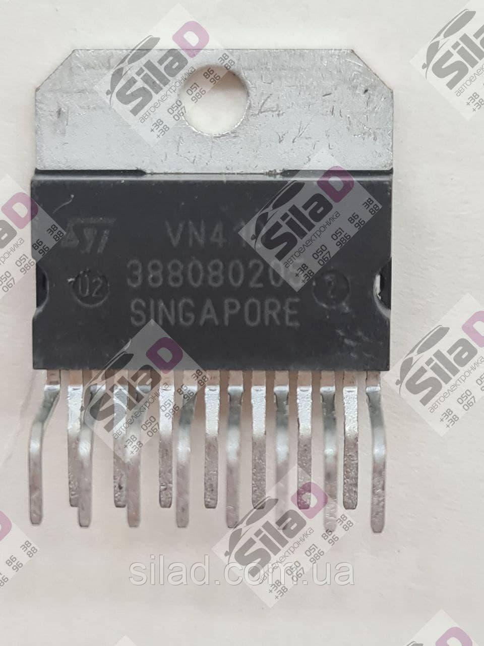 Микросхема VN410 STMicroelectronics корпус ZIP-15