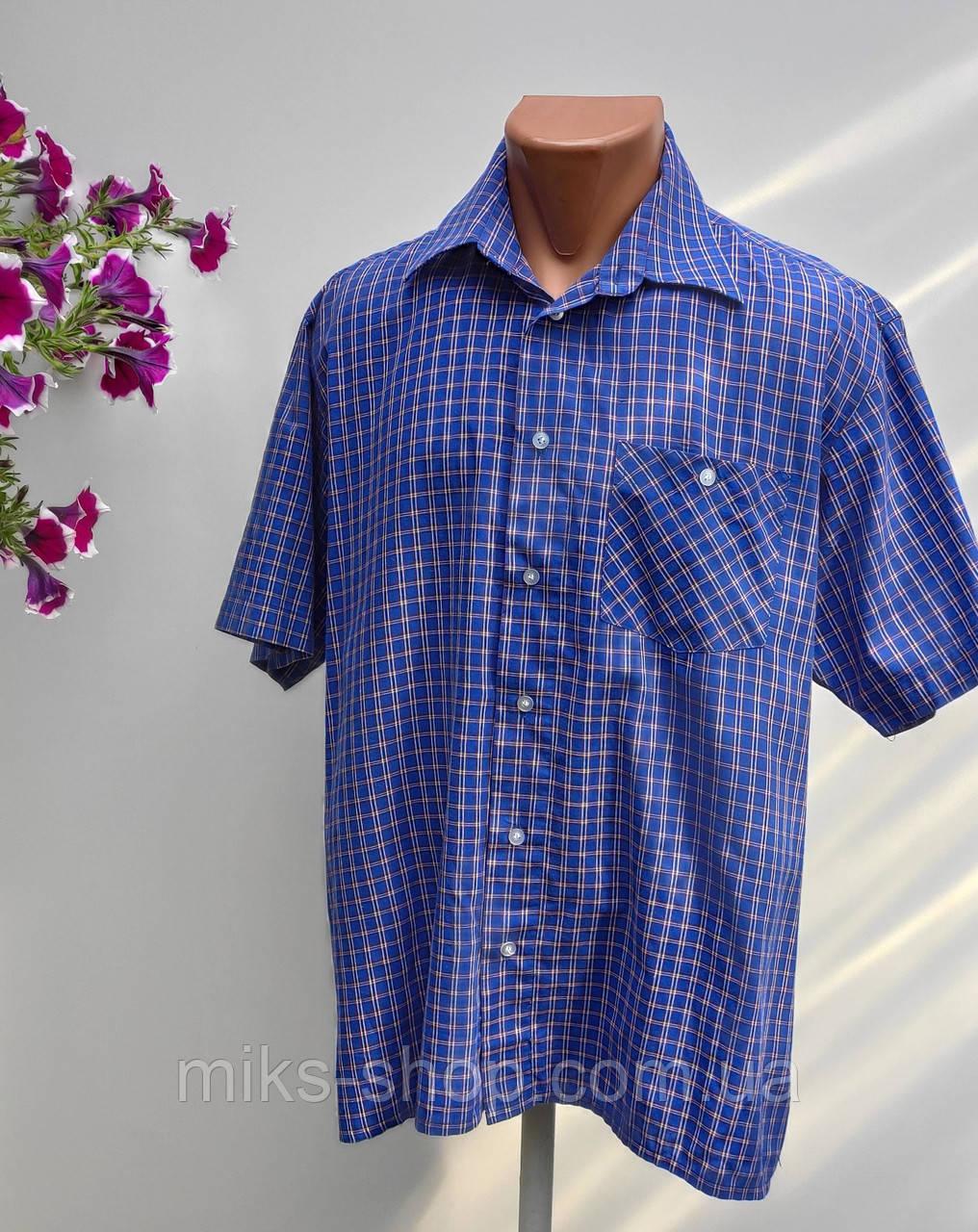 Чоловіча сорочка теніска  Розмір  L ( Я-23)