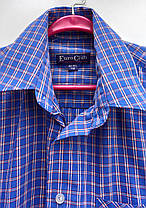 Чоловіча сорочка теніска  Розмір  L ( Я-23), фото 2