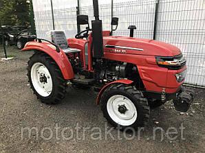 Трактор Т244XL(24 л.с. ГУР, блокировка)