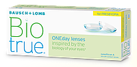 Контактные линзы Biotrue Oneday for Presbyopia однодневные (мультифокальные), 5шт, Bausch&Lomb