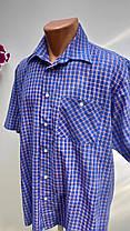 Чоловіча сорочка теніска  Розмір  L ( Я-23), фото 3