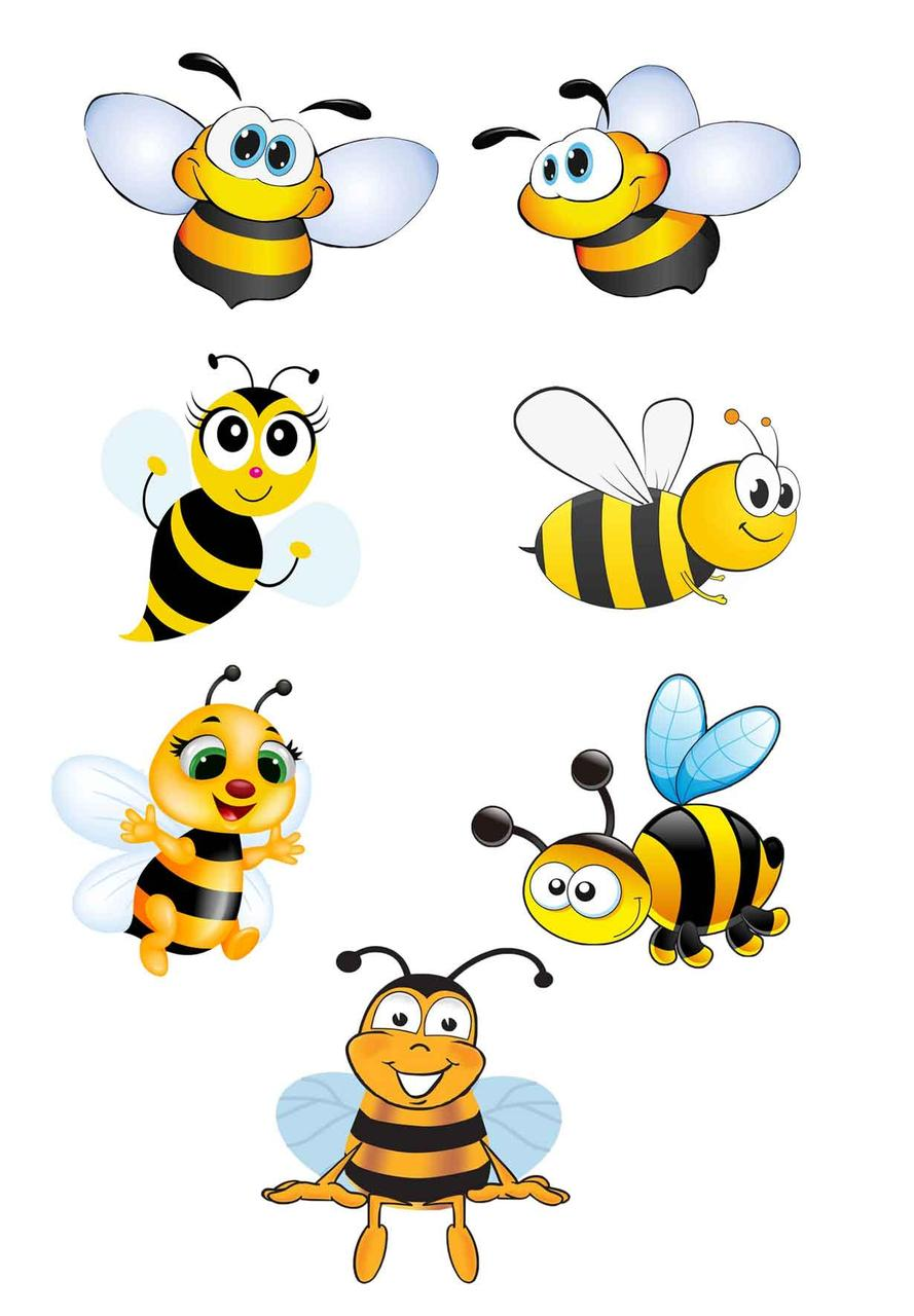 """Вафельна картинка """"Бджоляр"""""""