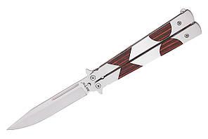 Нож балисонг 226 мм 1864