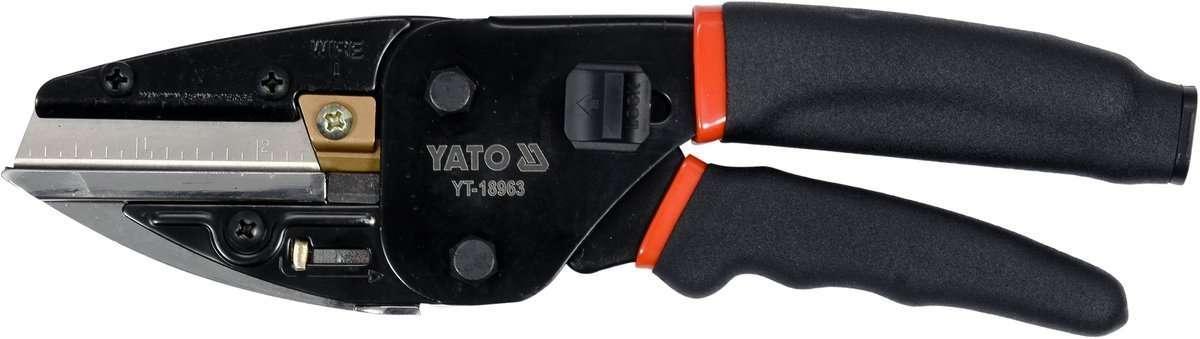 Ножницы для резки под углом 250 мм YATO YT-18963