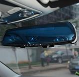 Авторегистратор видеорегистратор зеркало L604 с антибликовым покрытием Видеорегистратор с камерой, фото 8