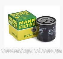 Фильтр масляный MANN W712/75