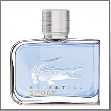 Lacoste Essential Sport туалетная вода 125 ml. (Тестер Лакост Эссеншиал Спорт)