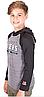 Спортивная кофта Ultra Game NFL Boys  Sweatshirt Hoodie - Heather (18-20 лет), фото 3