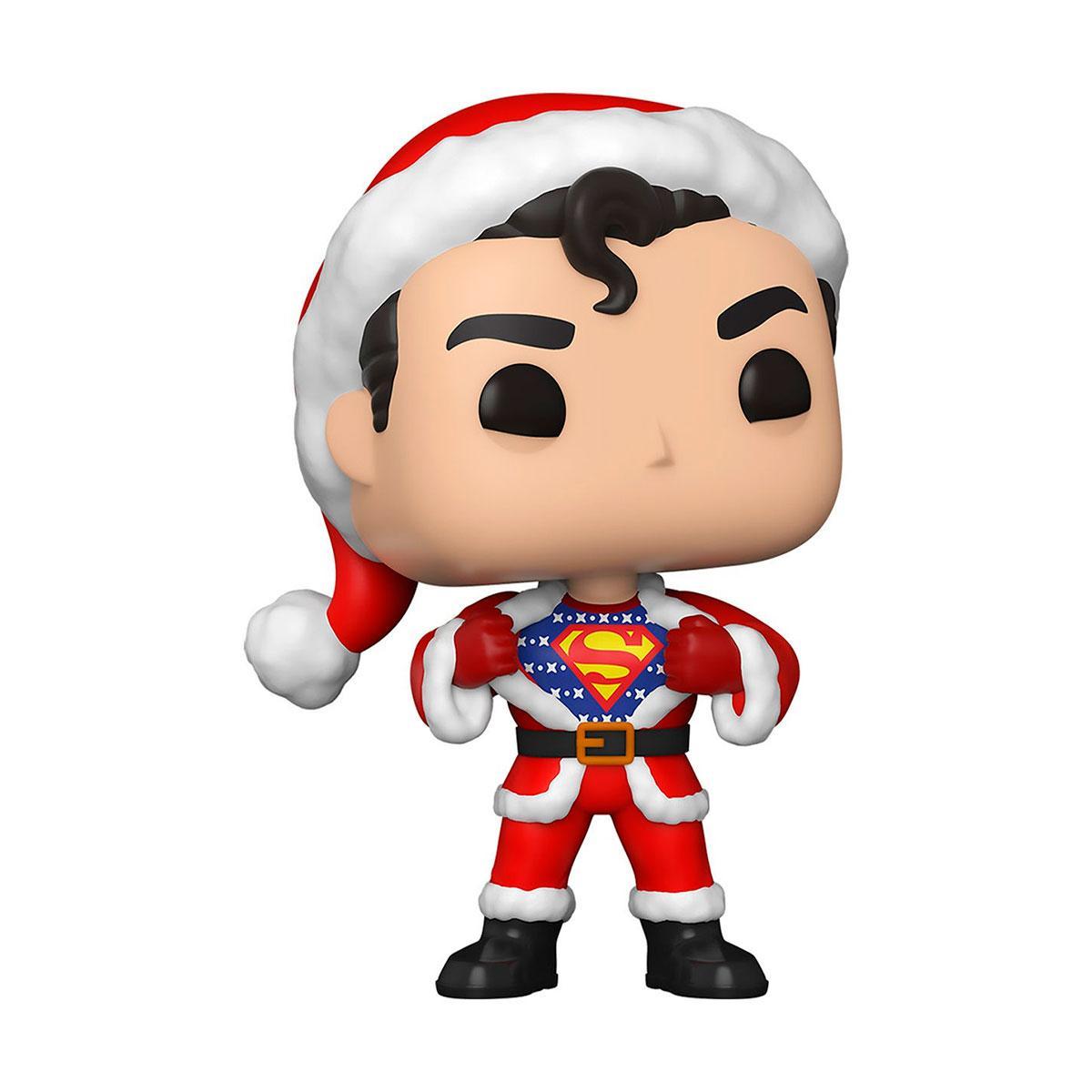 Фигурка Funko Pop серии Holiday Супермен в свитере (50651)