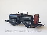 """Tillig 76562 модель 2х осной цистерны для перевозки кислоты  Säurekesselwagen """"WIFO Berlin"""" , масштаба 1:87,H0, фото 2"""