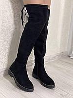 Ботфорты женские  36/40 размеры