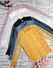 Вечерняя блузка из кружевного гипюра 42-44 (в расцветках), фото 4