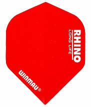 Набор оперений для дартс Rhino Winmau 9 штук, фото 2