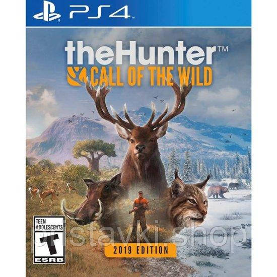 The Hunter Call of the Wild 2019 Edition PS4 \ PS5
