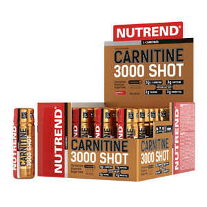 Спортивное питание Nutrend Carnitine 3000 Shot