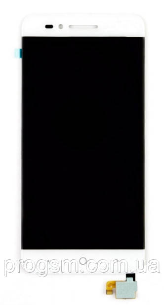 Дисплей ZTE Blade A610 / V6 Max complete White