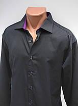 Чоловіча сорочка Розмір М ( Я-187), фото 2