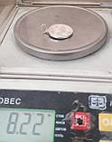 Подвес S60119 Трискель, трехногий коловрат, серебро 925 проба, фото 4