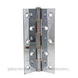 Петля универсальная FZB & 120*70*2.5 мм   PС Хром