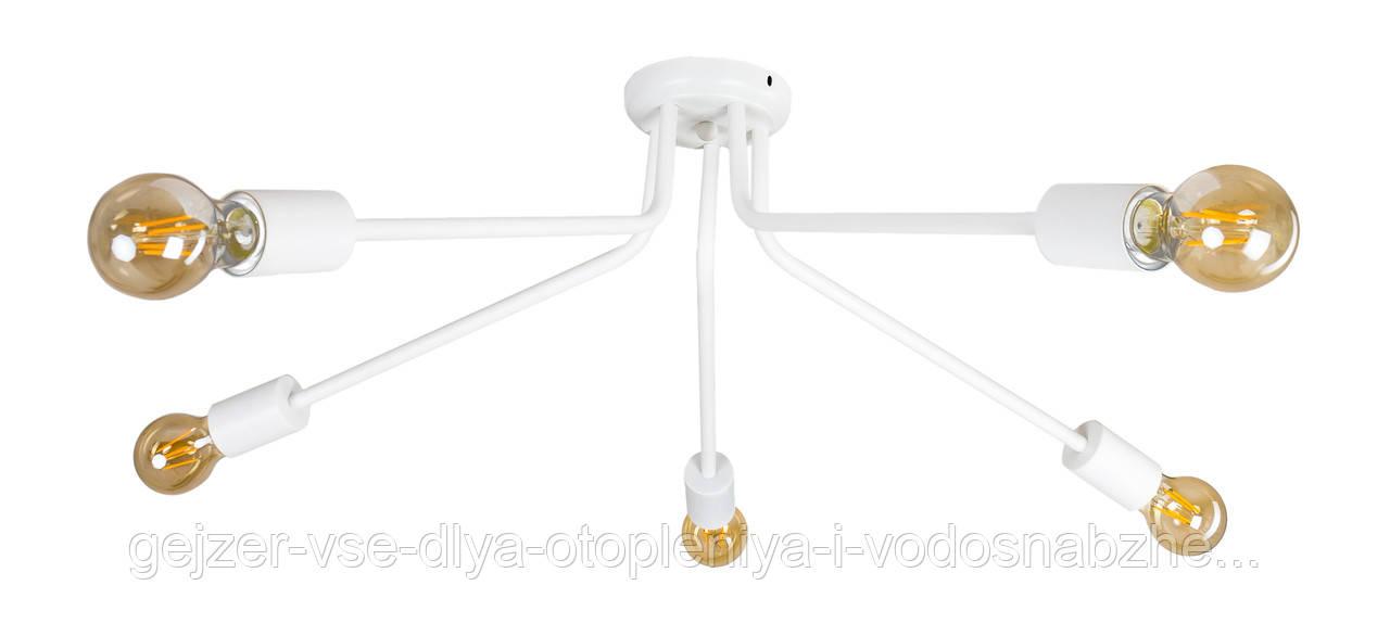 Потолочный светильник Atma Light серии Attic L-5 C400 White