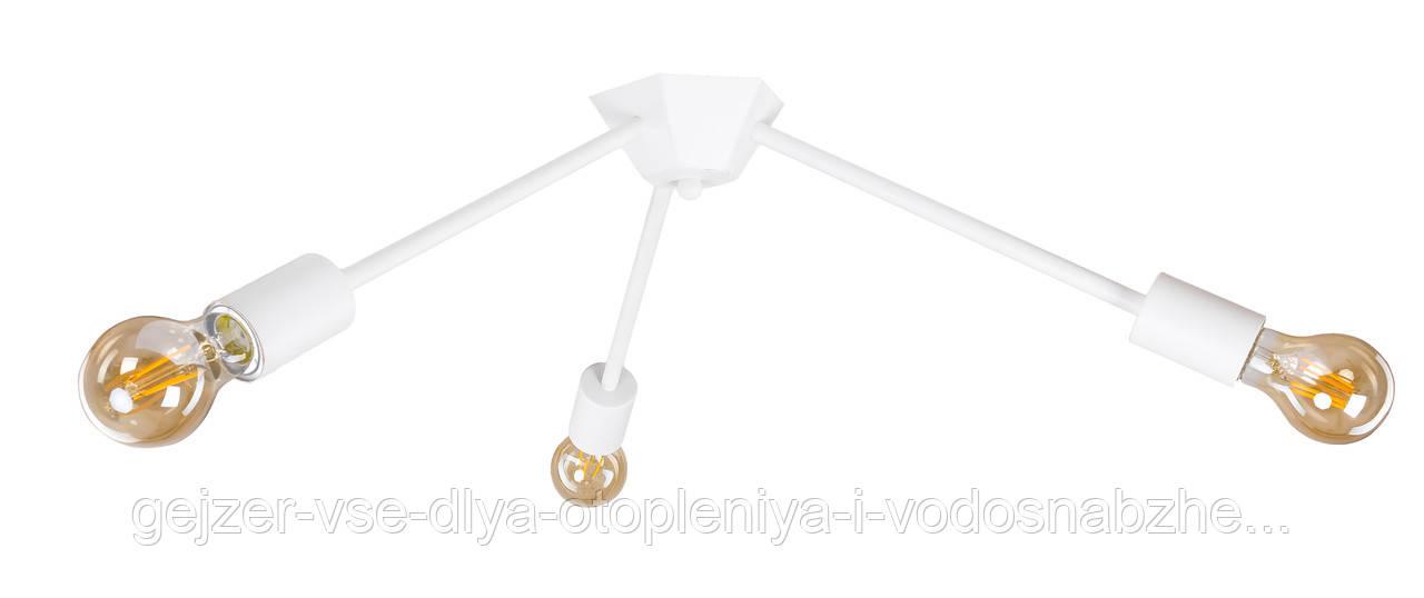 Люстра потолочная Atma Light серии Loft Attic K-3 C320 White
