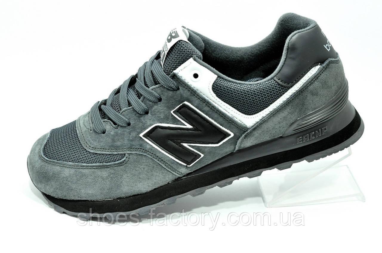 Подростковые кроссовки New Balance 574 на мальчика