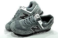 Подростковые кроссовки New Balance 574 на мальчика, фото 3