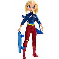 Кукла Супергерл DC Super Hero Girls Teen To Super Life Supergirl Doll (GBY53)