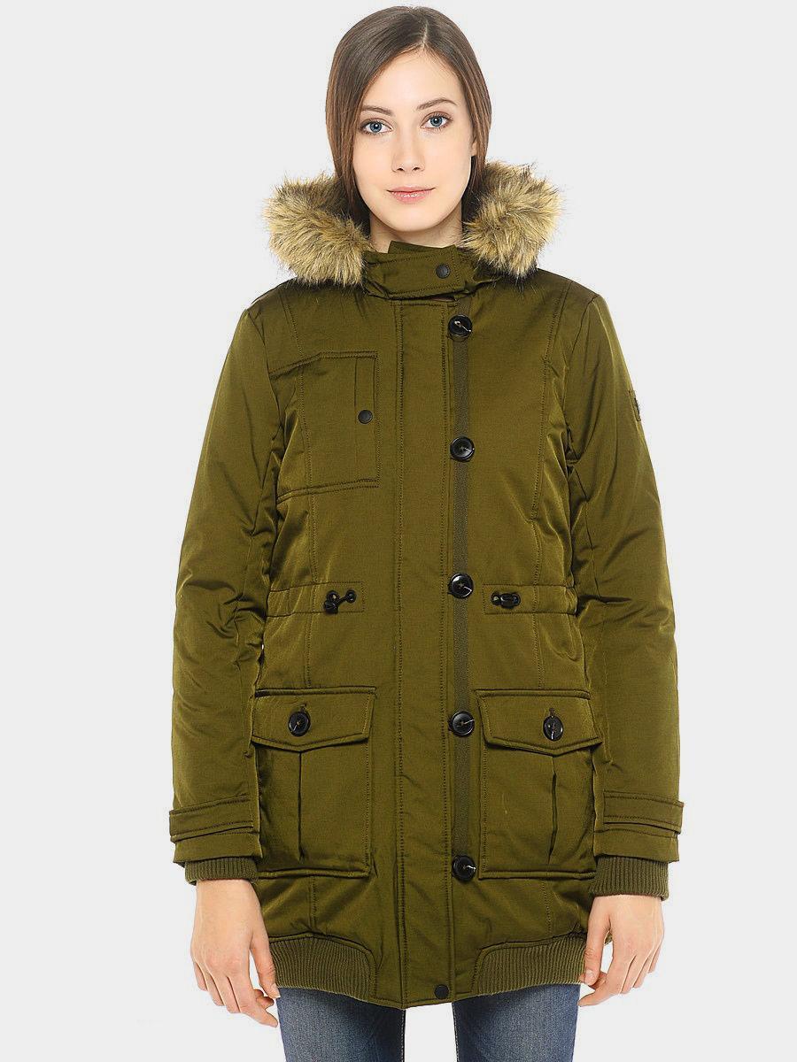 Куртка Tom Tailor 38209410071 XL Зеленый