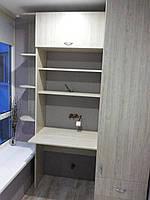 Полноценнный кабинет на балконе, фото 1