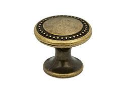 Ручка кнопка GIFF 7/142 Антична бронза