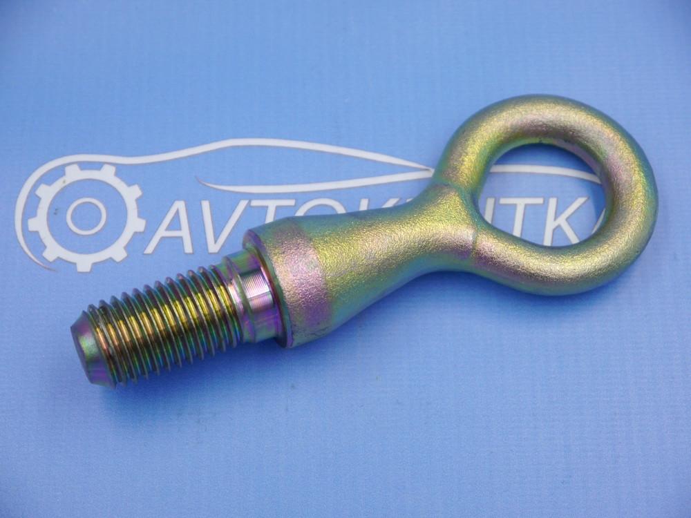 Буксировочный крюк задний Mazda CX-3 (Мазда СХ3 ЦХ3) KD5350EJ2B