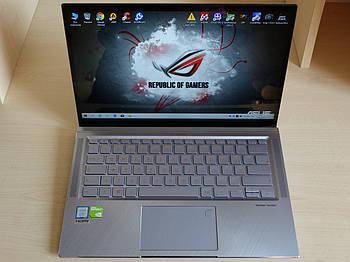 """Ноутбук ASUS ZENBOOK UX431F 14"""" FHD IPS Core i7-8565U/16GB/SSD 512GB/NVIDIA GeForce MX 150, 2GB/Type-C Идеал"""