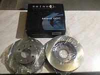 Передние тормозные диски Kia Cerato LD 1.6, 2.0 2004- SHINOBI NBD00322